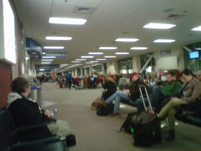 Medford Airport - Early AM