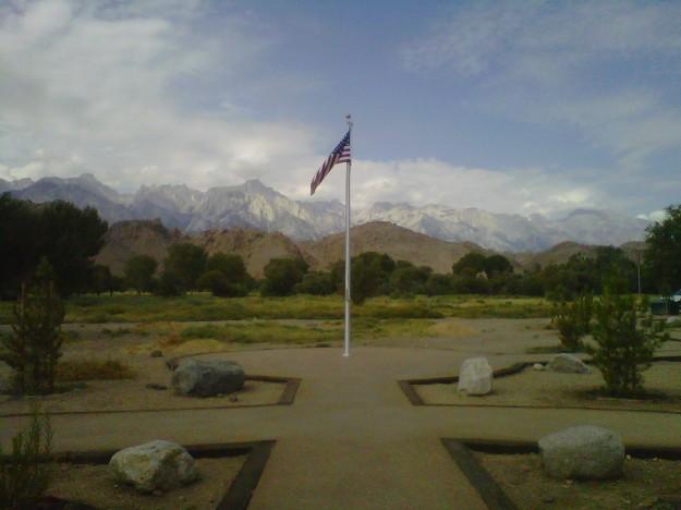 Visitors Center - Lee Vining, California (copyright 2011 Joshua Weisel)