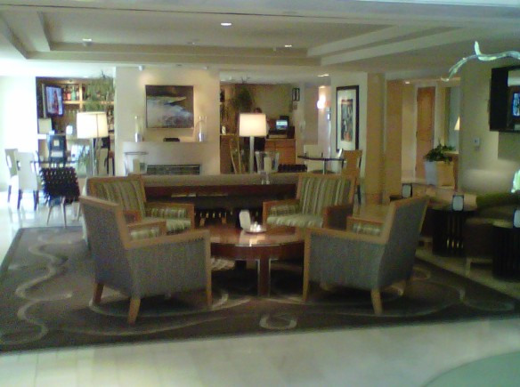 Hotel Amarano - Burbank, CA (copyright 2013 JoshWillTravel)