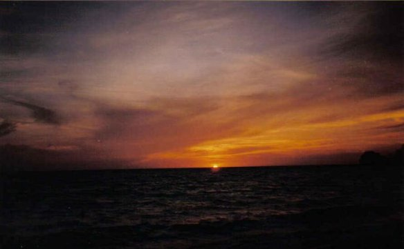 Hawaii - Lahaina Sunset