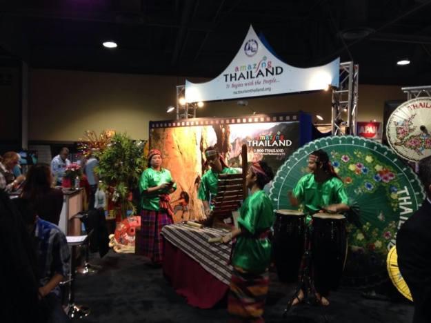 9th Annual Travel & Adventure Show - Long Beach Convention Center (copyright 2014 JoshWillTravel)