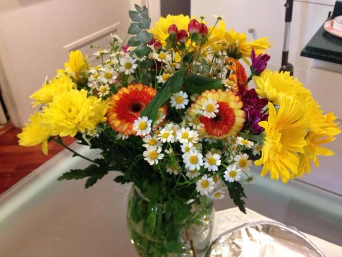 Flowers (copyright 2014 JoshWillTravel)