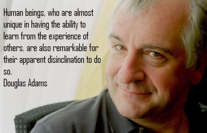 Douglas Adams RIP