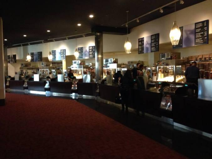 ArcLight Cinemas (copyright 2014 JoshWillTravel)