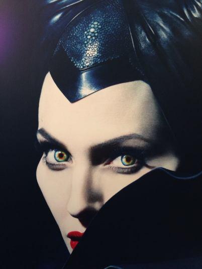 """Maleficent!"""