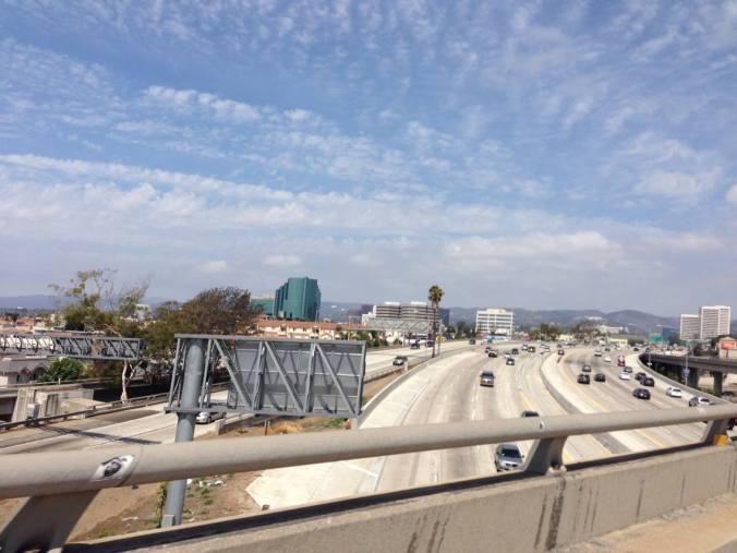 West LA (copyright 2014 JoshWillTravel)