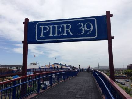 Pier 39 at Fisherman's Wharf - San Francisco