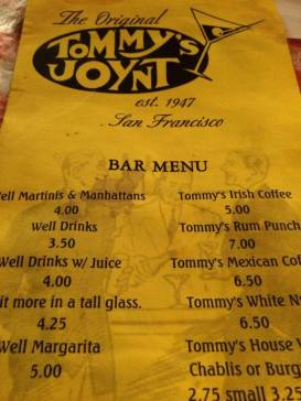 Tommy's Joynt - San Francisco
