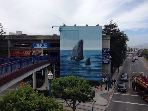 Wyland at Pier 39 - San Francisco