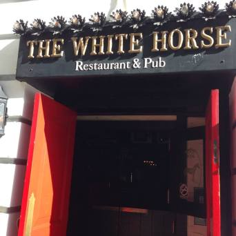 The White Horse Restaurant & Pub at the Hotel Beresford - San Francisco