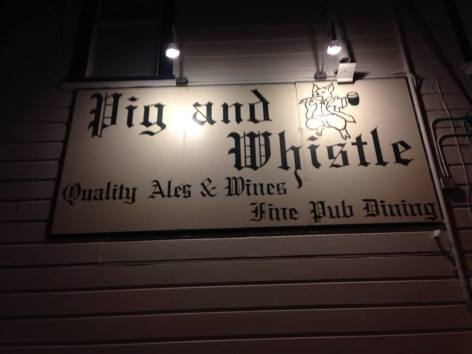 The Pig & Whistle - San Francisco