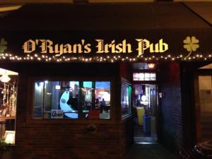 O'Ryan's Irish Pub
