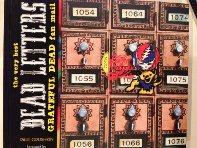 """""""Dead Letters"""" Book by Paul Grushkin"""