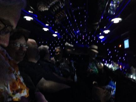 Limo! The Pub Crawl continues!