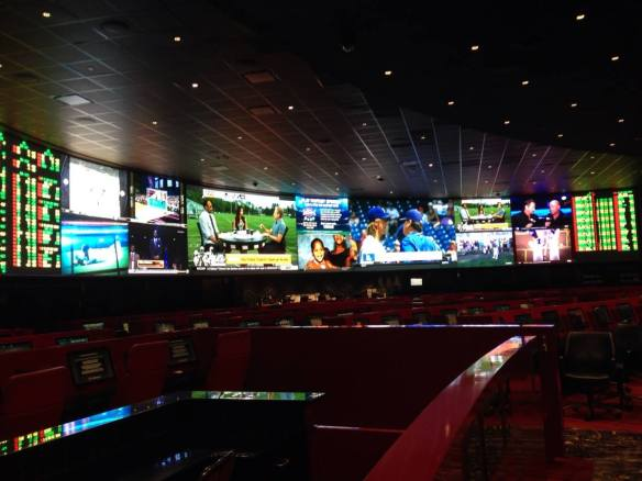 The Race & Sports Book at The Venetian Hotel