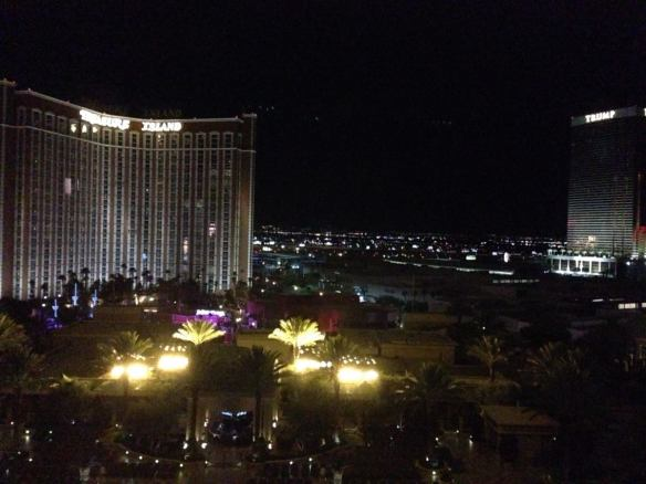 The Venetian - Palazzo Hotel in Las Vegas - Suite View!
