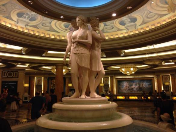Welcome to Caesars Palace Las Vegas