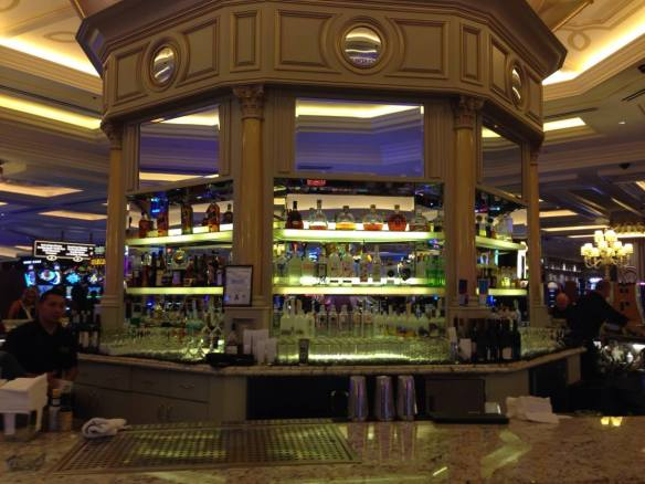 The Casino Bar at The Venetian Hotel