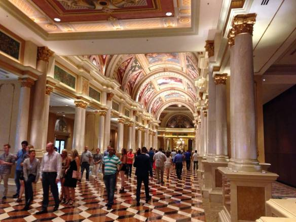 The Venetian-Palazzo Resort in Las Vegas