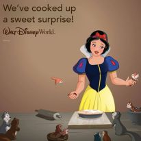 Disney Secret Recipes!